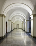 Old corridor Stock Photography
