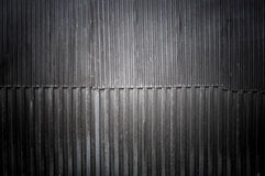 Old corrugated iron wall Stock Images