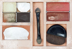 An old Cosmetics set Stock Photography