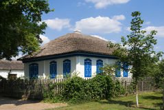Old Cossack house Royalty Free Stock Images