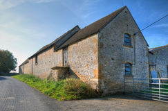 Old Cotswold barn Stock Images