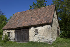 Old Cottage 1 Stock Photography