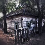 Old cottage Royalty Free Stock Photos