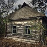 Old cottage Stock Photography