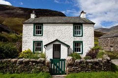 Old cottage in England Royalty Free Stock Photography