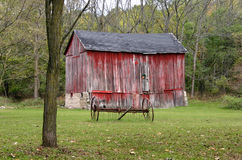 Old Country Barn Royalty Free Stock Photo