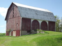 Old Country Barn Royalty Free Stock Photography