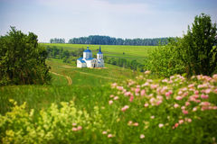 Old Country Church Royalty Free Stock Images