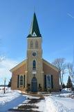 Old Country Church 3 Stock Photos