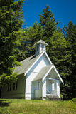 Old country church in Oregon Stock Images