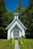 Old country church in Oregon Stock Photo