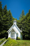 Old country church in Oregon Royalty Free Stock Photo