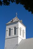 Old Country Church Steeple Royalty Free Stock Images