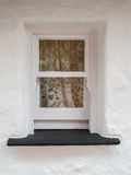 Old Country Cottage Window Royalty Free Stock Image