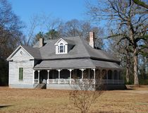 Old Country Home Royalty Free Stock Photos