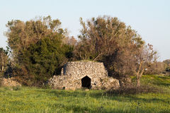Old country house in Salento. Italy Stock Image