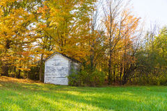 Old Country Shed Royalty Free Stock Photo