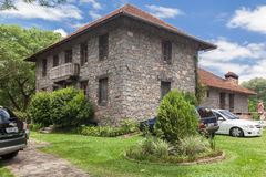 Old Country Stone House Bento Goncalves Royalty Free Stock Photo