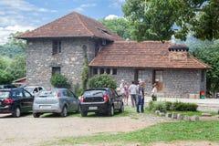 Old Country Stone House Bento Goncalves Stock Photo
