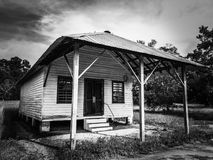 Abandoned country general store royalty free stock images