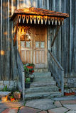 Old Country Wood House Bento Goncalves Royalty Free Stock Photos