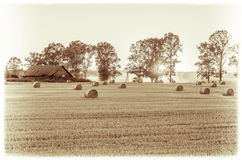 Old countryside Royalty Free Stock Photography