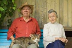 Free Old Couple Stock Photos - 21992823