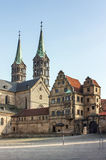 Old Court, Bamberg Royalty Free Stock Photos