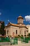 Old Court Church - Bucharest Stock Photography