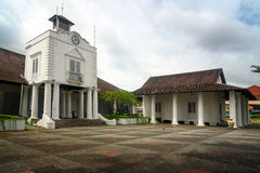 Old Court House building in Kuching Stock Photography