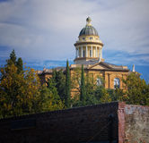 Old Courthouse, Auburn California Stock Photos