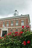 Old courthouse in Marshall, Clark County Stock Images
