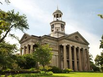 Old Courthouse Museum. The Old Courthouse Museum in Vicksburg, Mississippi, USA Royalty Free Stock Images