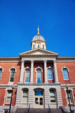 Old courthouse in Plymouth Stock Photo