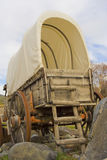 Old covered wagon II Royalty Free Stock Photography