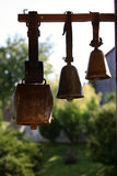 Old Cow Bell, Czech republic Royalty Free Stock Image