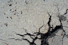 Free Old Cracked Asphalt. Royalty Free Stock Photo - 14700385