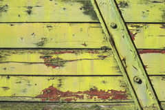 Old cracked boards Royalty Free Stock Images