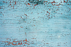 Old cracked color Stock Photography