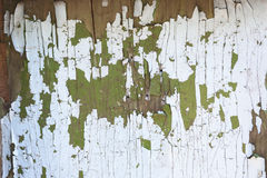 Old cracked and damaged paint pattern stock images