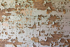 Old cracked  dilapidated wall Stock Photo