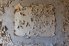 Old cracked dilapidated wall of a building Stock Photos