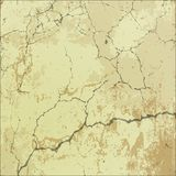 Old cracked grunge texture Stock Photos