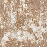 Old cracked paint on the concrete wall Royalty Free Stock Photography