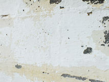 Old cracked paint concrete wall texture background close up Royalty Free Stock Photos
