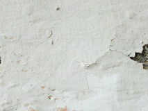 Old cracked paint concrete wall texture background close up Royalty Free Stock Images