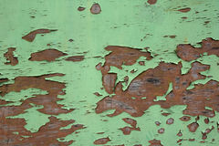 Old cracked paint Royalty Free Stock Images