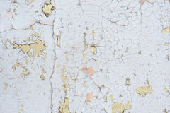 Free Old Cracked Paint Pattern On Wall Stock Images - 95953014