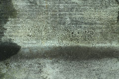 Old cracked slate gray abstract Stock Photography