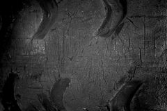 Old cracked tire texture Stock Image